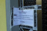 Mapello - sigilli - Mapello - 19-06-2014 - Yara Gambirasio: le indagini raccontate in Law&Order