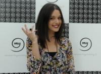 Sara Cardinaletti - Roma - 13-06-2014 - Passerella di VIP per i nuovi gioielli Cosmoos