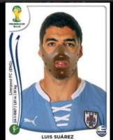 Luis Suarez - 24-06-2014 - Stangata della Fifa a Suarez per il morso a Chiellini