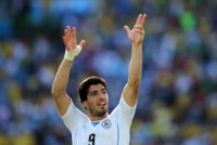 Luis Suarez - Natal - 24-06-2014 - Stangata della Fifa a Suarez per il morso a Chiellini