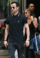 Justin Theroux, Jennifer Aniston - New York - 24-06-2014 - L'anello l'abbiamo visto: a quando le nozze?