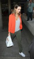 Jessica Alba - Los Angeles - 24-06-2014 - Ogni giorno una passerella: Heidi Klum sceglie il tubino rosso