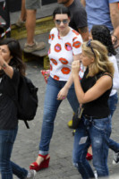 Laura Pausini - Roma - 25-06-2014 - Laura Pausini e Paolo Carta: matrimonio in arrivo?