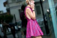 Margherita Rovelli - Milano - 24-06-2014 - Milano Moda Uomo: quando la passerella è en plein air…