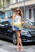 Erica Pelosini - Milano - 24-06-2014 - Milano Moda Uomo: quando la passerella è en plein air…