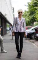 Esther Quek - Milano - 24-06-2014 - Milano Moda Uomo: quando la passerella è en plein air…