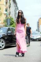 Gilda Ambrosio - Milano - 24-06-2014 - Milano Moda Uomo: quando la passerella è en plein air…
