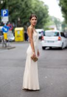 Patricia Manfield - Milano - 24-06-2014 - Milano Moda Uomo: quando la passerella è en plein air…