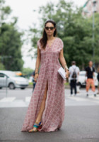 Lavinia Biancalani - Milano - 24-06-2014 - Milano Moda Uomo: quando la passerella è en plein air…