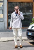 Alessandro Squarzi - Milano - 24-06-2014 - Milano Moda Uomo: quando la passerella è en plein air…