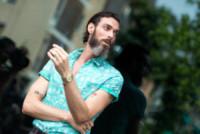 Richard Biedul - Milano - 24-06-2014 - Milano Moda Uomo: quando la passerella è en plein air…
