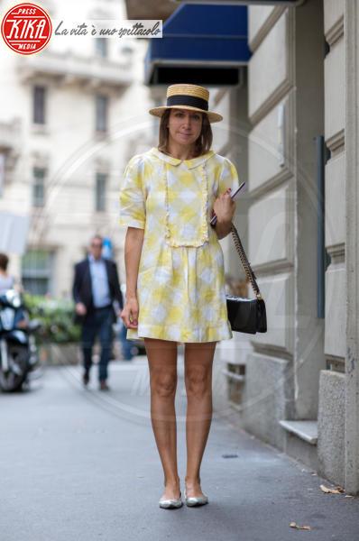 Dorana Decarolis - Milano - 24-06-2014 - Giallo e arancione, colori del sole e dell'estate!