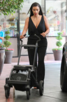 Kim Kardashian - Los Angeles - 24-06-2014 - Vade retro abito! Kim Kardashian tradita dalla tuta