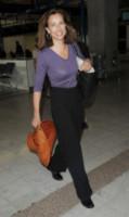 Carole Bouquet - Londra - 13-05-2014 - In carrozza! Anche il viaggio ha il suo dress code