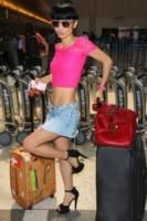 Bai Ling - Londra - 28-05-2014 - In carrozza! Anche il viaggio ha il suo dress code