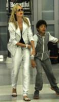 Henry Samuel, Heidi Klum - Londra - 13-06-2014 - In carrozza! Anche il viaggio ha il suo dress code