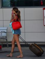 Belen Rodriguez - Ibiza - 12-07-2013 - In carrozza! Anche il viaggio ha il suo dress code