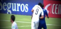Luis Suarez - Natal - Stangata della Fifa a Suarez per il morso a Chiellini