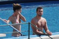Tommy Chiabra, Jessica Szohr - Portofino - 18-06-2014 -