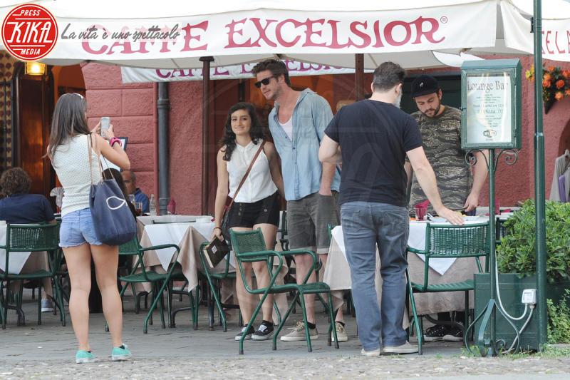 Liam Hemsworth - Portofino - 25-06-2014 - Estate 2019: i vip turisti abituali in Italia
