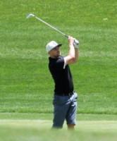 Justin Timberlake - Los Angeles - 28-06-2014 - Tiger Woods docet: Justin Timberlake controllato a vista
