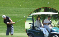 Los Angeles - 28-06-2014 - Tiger Woods docet: Justin Timberlake controllato a vista