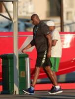 Magic Johnson, Samuel L. Jackson - Saint Tropez - 27-06-2014 - Samuel L. Jackson e Magic Johnson: i gemelli