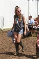 Cressida Bonas - Glastonbury - 27-06-2014 - Glastonbury: Cressida Bonas, da principessa a punk-girl