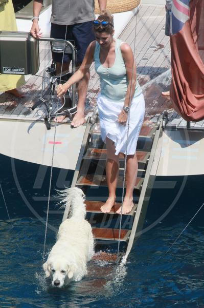 Benedetta Massola - Portofino - 28-06-2014 - Reggiseno? No grazie, le star lasciano intravedere tutto