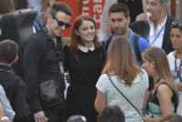 Annalisa - Roma - 30-06-2014 - Coca Cola Summer Festival: è bagno di folla per gli artisti