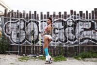 Bonnie Rotten - Berlino - 28-06-2014 - Bonnie Rotten posa a Berlino senza veli, o quasi