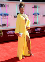 Claudia Jordan - Los Angeles - 29-06-2014 - Ai BET Awards le star si sfidano a colpi di decolletè