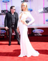 Paris Hilton - Los Angeles - 29-06-2014 - Ai BET Awards le star si sfidano a colpi di decolletè