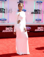 Eva Pigford - Los Angeles - 29-06-2014 - Ai BET Awards le star si sfidano a colpi di decolletè