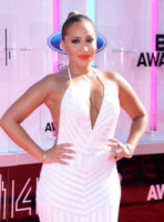 Adrienne Bailon - Los Angeles - 29-06-2014 - Ai BET Awards le star si sfidano a colpi di decolletè