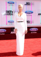 Amber Rose - Los Angeles - 29-06-2014 - Ai BET Awards le star si sfidano a colpi di decolletè