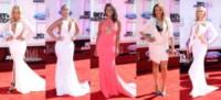 Tatyana Ali, Adrienne Bailon, Ashanti, Faith Evans, Paris Hilton - 30-06-2014 - Ai BET Awards le star si sfidano a colpi di decolletè