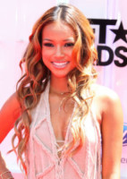 Karrueche Tran - Los Angeles - 29-06-2014 - Ai BET Awards le star si sfidano a colpi di decolletè