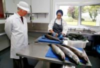 Principe Carlo d'Inghilterra - Llanelli - 30-06-2014 - Principe Carlo: pesce lesso, altrochè Re