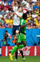 Mathieu VALBUENA, Obi Mikel - Brasilia - 30-06-2014 - Ecco i calciatori nel mirino dell'anonima sequestri