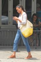 Rosario Dawson - New York - 30-06-2014 - Paglia, vimini & corda: ecco le borse dell'estate!