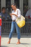 Rosario Dawson - New York - 30-06-2014 - Gli smartphone influenzeranno l'evoluzione dell'uomo
