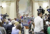 Giulia Bongiorno, Raffaele Sollecito - Roma - 01-07-2014 - La nuova versione dei fatti di Sollecito sull'omicidio Kercher
