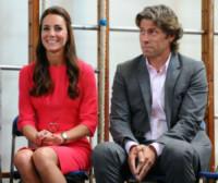 John Bishop, Kate Middleton - Londra - 02-07-2014 - William, guarda la tua Kate, monta la gelosia?