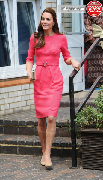 Kate Middleton - Londra - 02-07-2014 - Kate Middleton e Lady Diana, lo stile è lo stesso