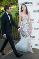 James Righton, Keira Knightley - Londra - 01-07-2014 - Keira Knightley, raffinatezza e classe da Oscar sul red carpet