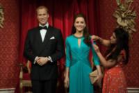Principe William, Kate Middleton - Londra - 02-07-2014 - Quando la celebrity resta… di cera!