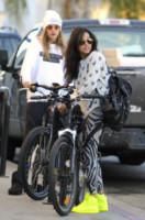 Cara Delevingne, Michelle Rodriguez - Los Angeles - 14-01-2014 - Baldwin-Delevingne: la bandiera arcobaleno sempre più in alto