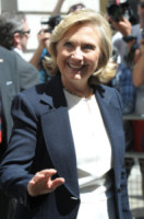 Hillary Clinton - Londra - 03-07-2014 - Donald Trump supera Hillary Clinton, ma ha il Papa contro