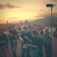 Evan Oppenheimer - Firenze - 02-07-2014 - Hollywood in Italia: il backstage di The Tourist visto dal web